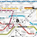 TOKYO Subway Japan Metro HD icon