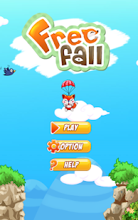 Free Fall: The Journey Down