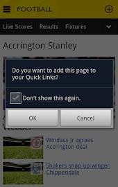 BBC Sport Screenshot 38