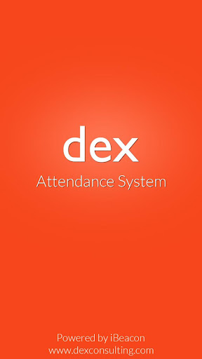 Dex iBeacon Attendance System