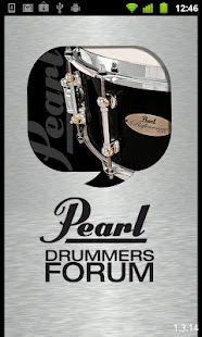 Pearl Drummers Forum- screenshot thumbnail