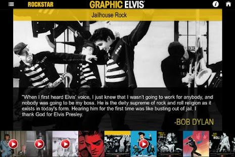 GRAPHIC ELVIS Interactive - screenshot thumbnail