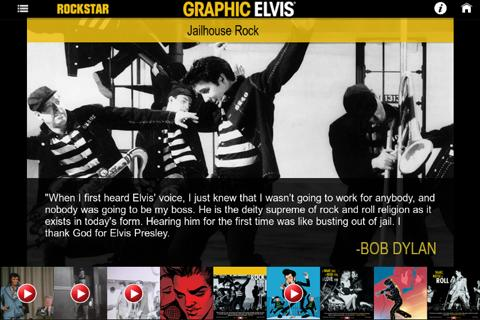 GRAPHIC ELVIS Interactive - screenshot