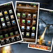Dragon GO Launcher EX Theme