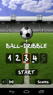 Ball Dribble - Soccer Juggle- screenshot thumbnail