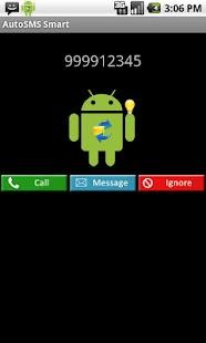 AutoSMS  (AutoReply) Smart- screenshot thumbnail