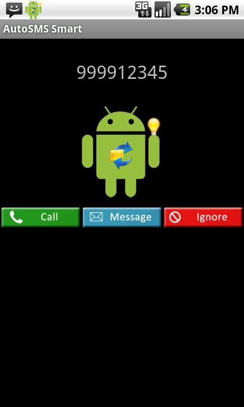 AutoSMS  (AutoReply) Smart- screenshot