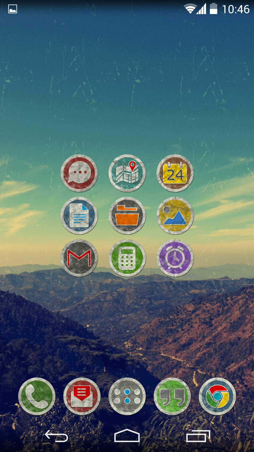 Rugo - Icon Pack screenshot #1