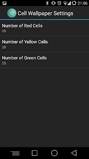 Cells Live Wallpaper Screenshot