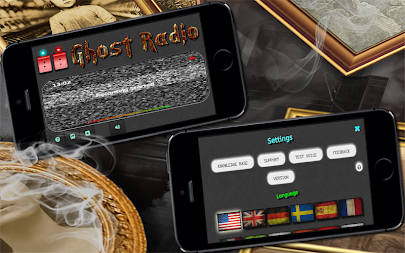Paranormal Ghost EVP/EMF Radio APK Download com exelerus