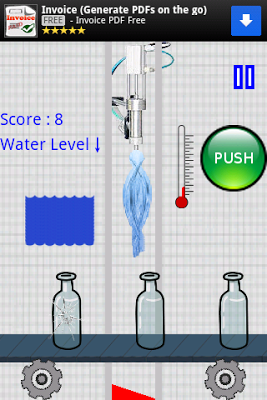Water & Bottle Factory - screenshot