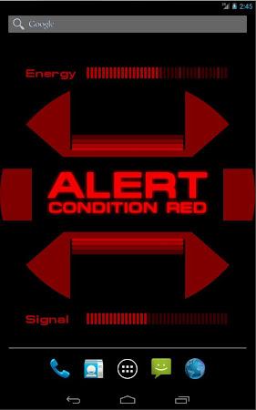 Red Alert (Star Trek) 1.3 screenshot 693430