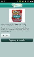 Screenshot of Farmacia Loreto