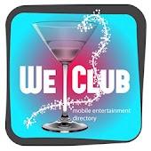 We Club App