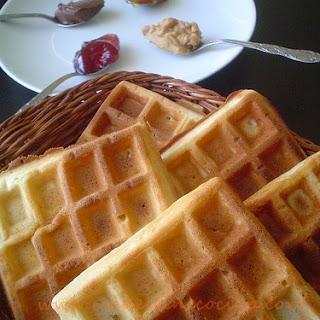Belgium Waffles.