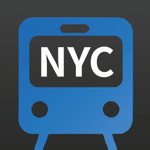 紐約地鐵路線圖 LOGO-APP點子