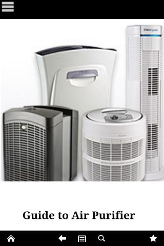 Guide to Air Purifiers