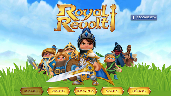 Royal Revolt! - screenshot thumbnail