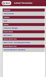 Nu Staff Mobile- screenshot thumbnail