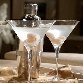 Litchi Martini.