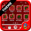 Christmas GO Launcher EX Theme icon