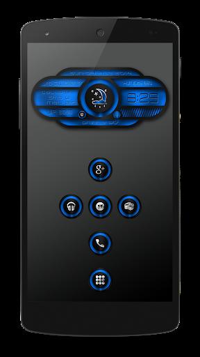 SC 161 v3 Black Blue