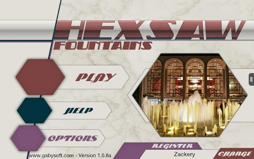 HexSaw - Fountains- screenshot thumbnail