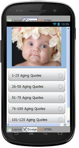 Best Aging Quotes