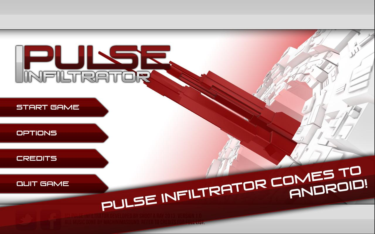 Pulse Infiltrator- screenshot