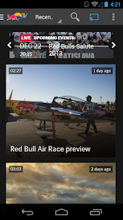 Red Bull TV - screenshot thumbnail