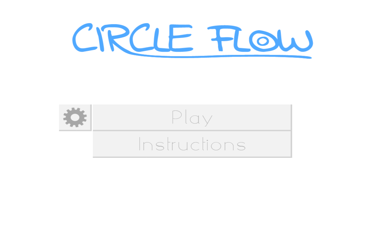 Circle Flow - screenshot