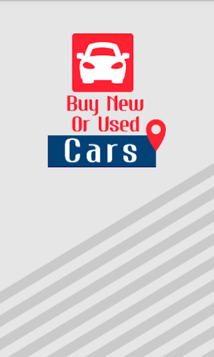 Buy New or Used Cars