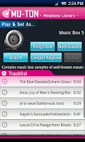 Screenshot of Music Box Library5(MU-TON)