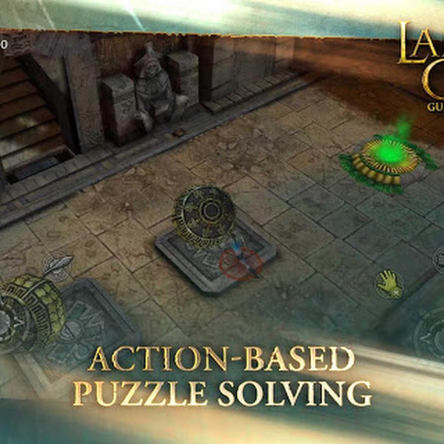 Lara Croft: Guardian of Light APK v2.0.0