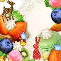 Cute&Sweets ライブ壁紙 Free