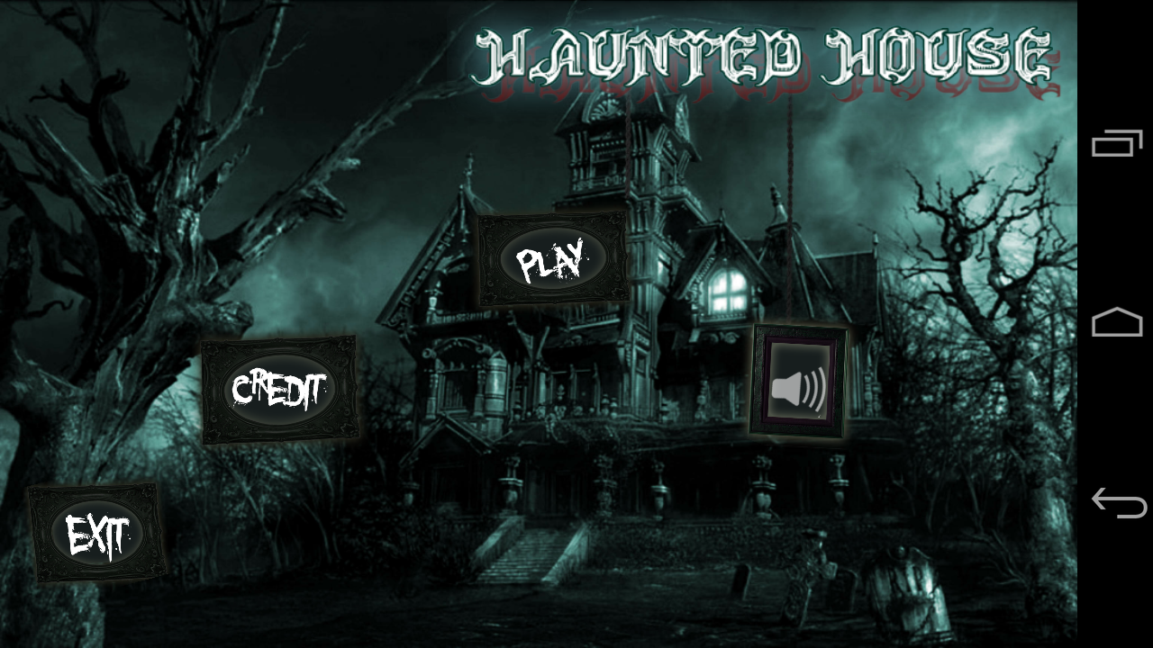 Haunted House 2 - Android Apps - 1037.6KB