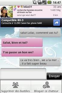 Tchatche : chat gratuit - screenshot thumbnail