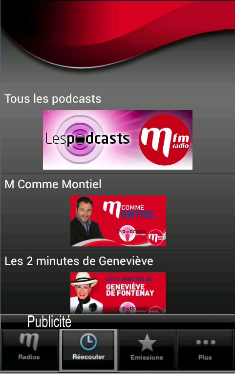 MFM Radio- screenshot