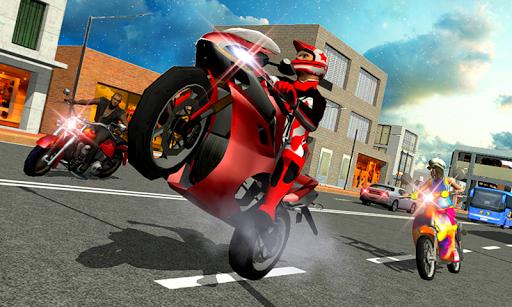 Moto Traffic Racer 3D