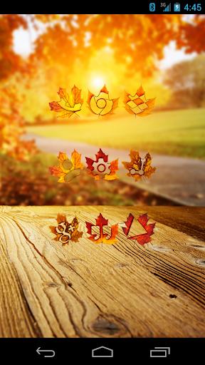 Tha Autumn - Icon Pack