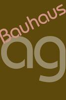 Screenshot of Bauhaus FlipFont