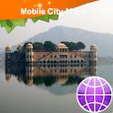 Jaipur Street Map logo