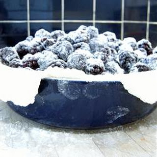 Grandma's Blackberry Pie