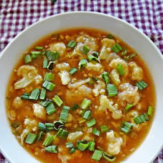 Gobi Manchurian -Gravy.