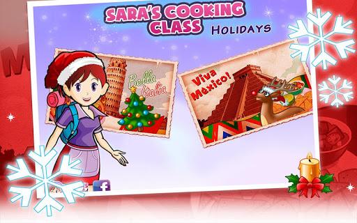 Sara's Cooking Class: 假期班