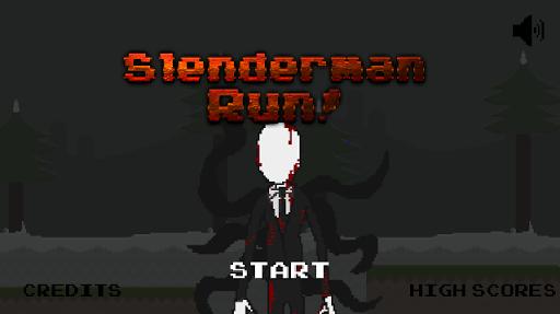 Slenderman Run
