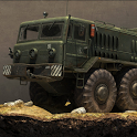 Parking 3D - Army parking war icon