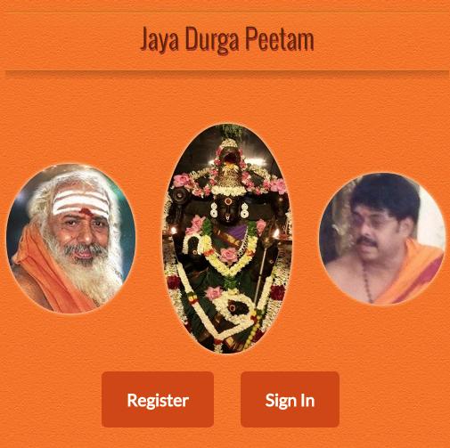 JayaDurga Peetam