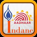 Indane Aadhar Seeding icon