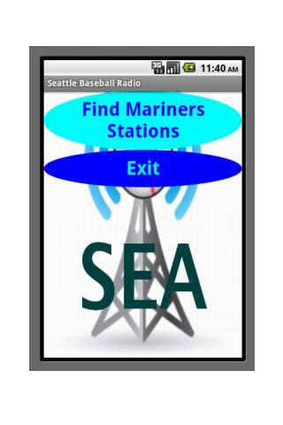 Seattle Baseball Radio